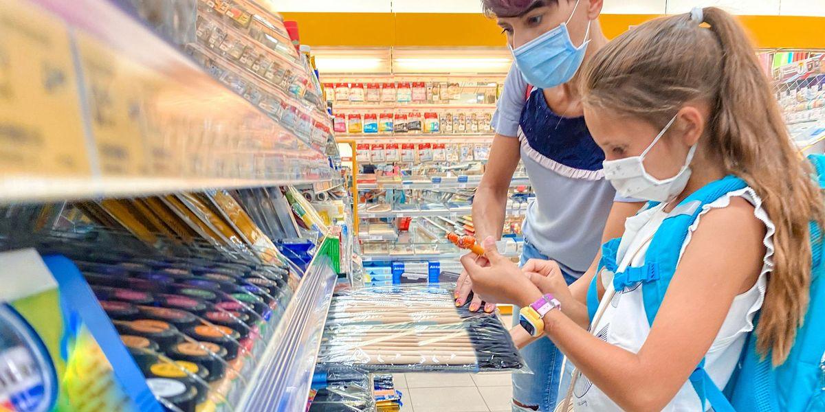 Danh sách mua sắm mùa tựu trường cuối cùng dành cho các bà mẹ bận rộn