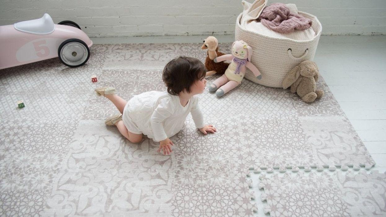 15 thảm chơi hiện đại + tuyệt đẹp cho trẻ sơ sinh và trẻ mới biết đi