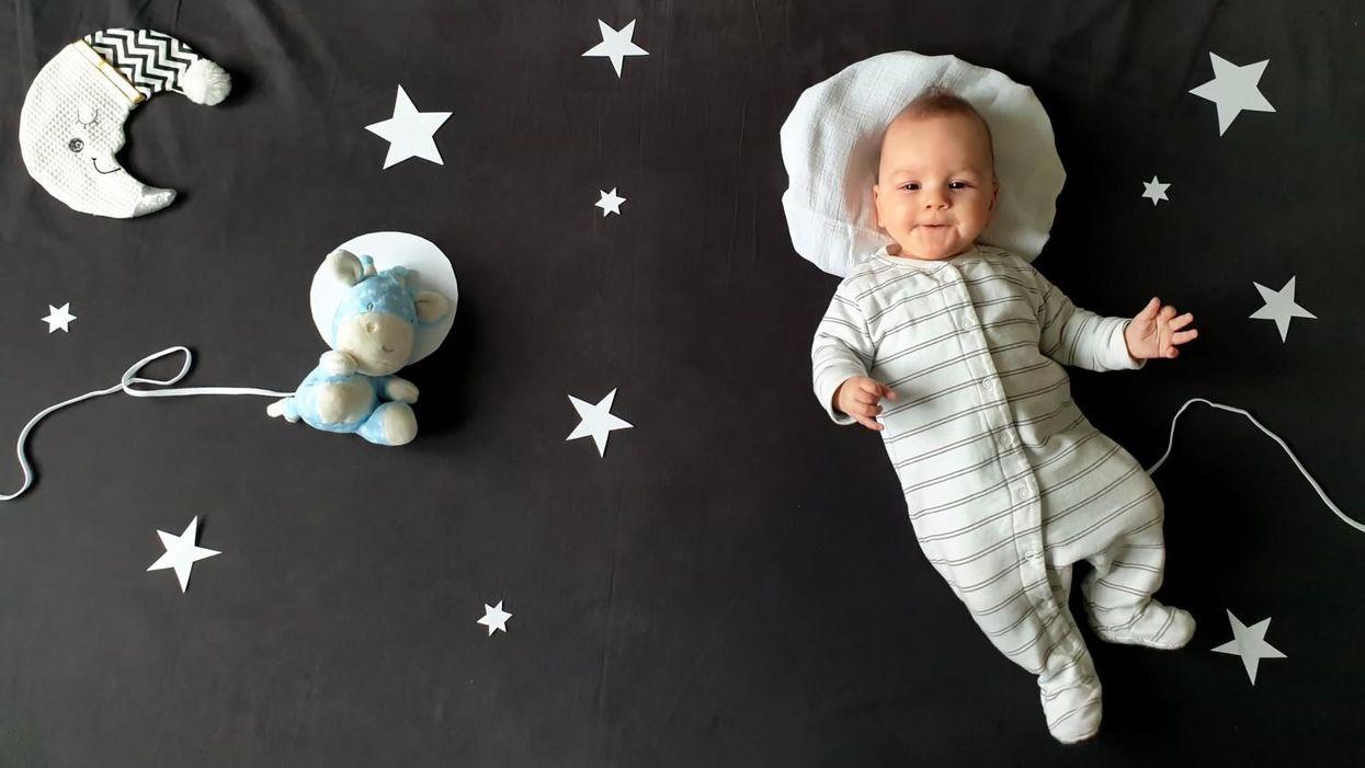 100 tên em bé huyền diệu, lấy cảm hứng từ mặt trăng