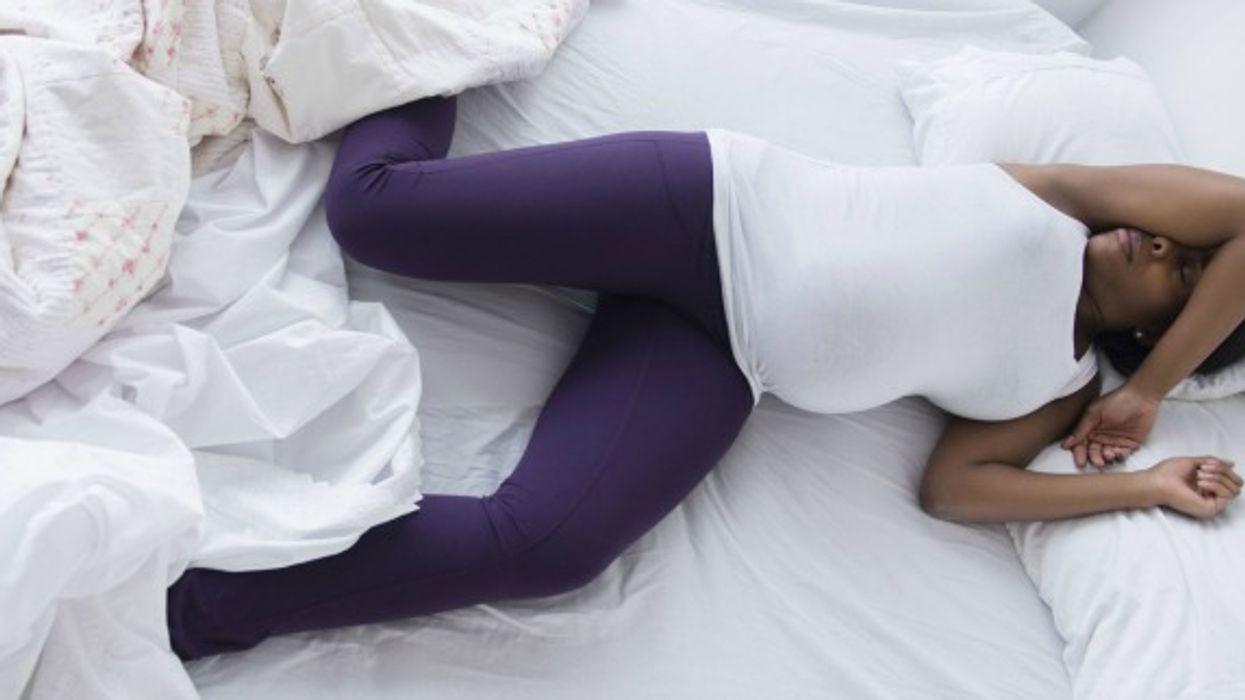5 lý do bạn không thể ngủ trong tam cá nguyệt thứ ba