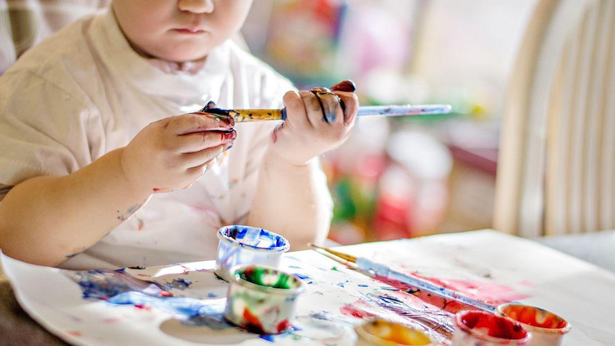 50 hoạt động giác quan cho trẻ 1 tuổi giúp trẻ vừa học vừa chơi