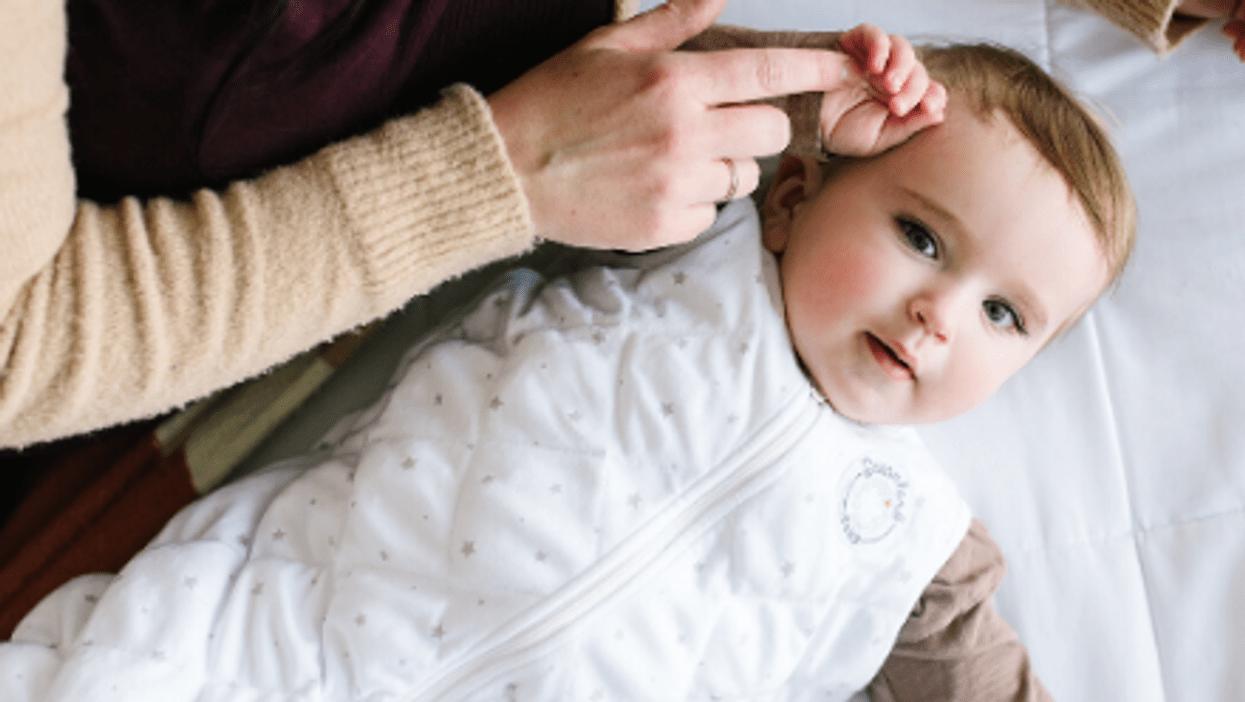10 sản phẩm giúp bé ngủ ngon hơn (và lâu hơn!)