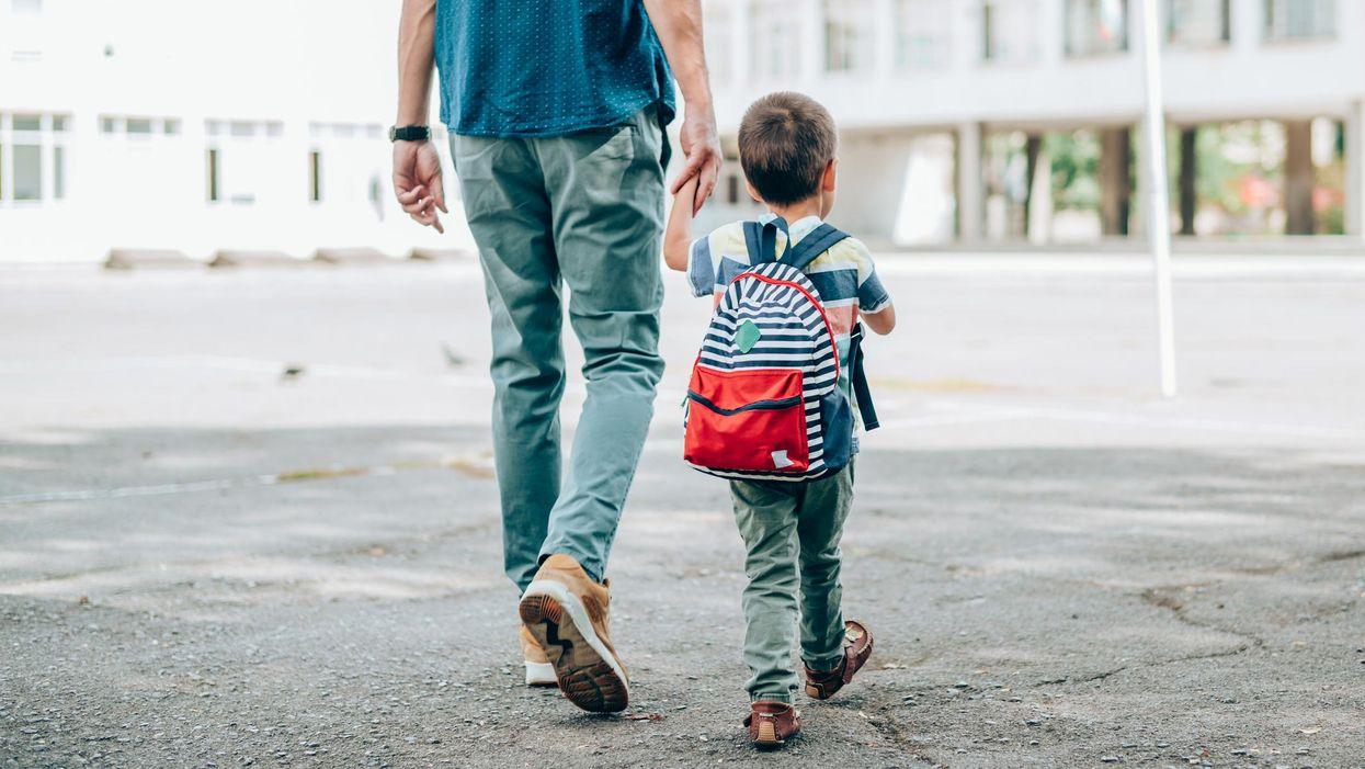 11 câu nói khích lệ để nói với con bạn vào ngày đầu tiên đi học