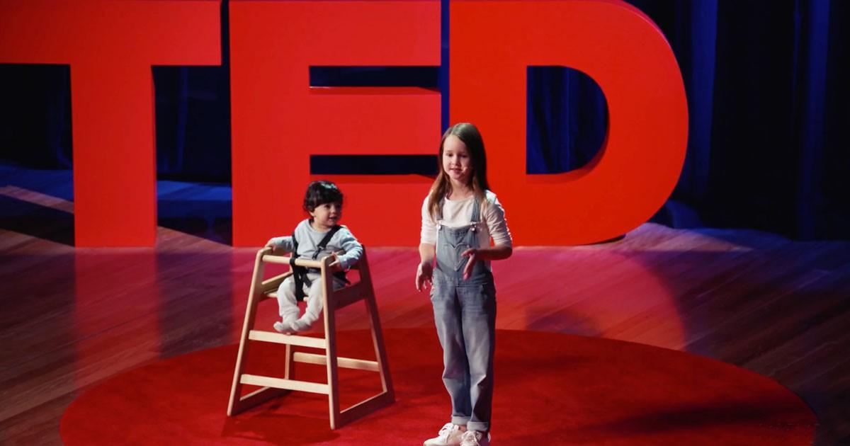 Molly Wright đưa ra một TEDTalk mạnh mẽ về kết nối