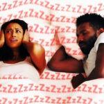 Husband Snoring Lose My Mind 1