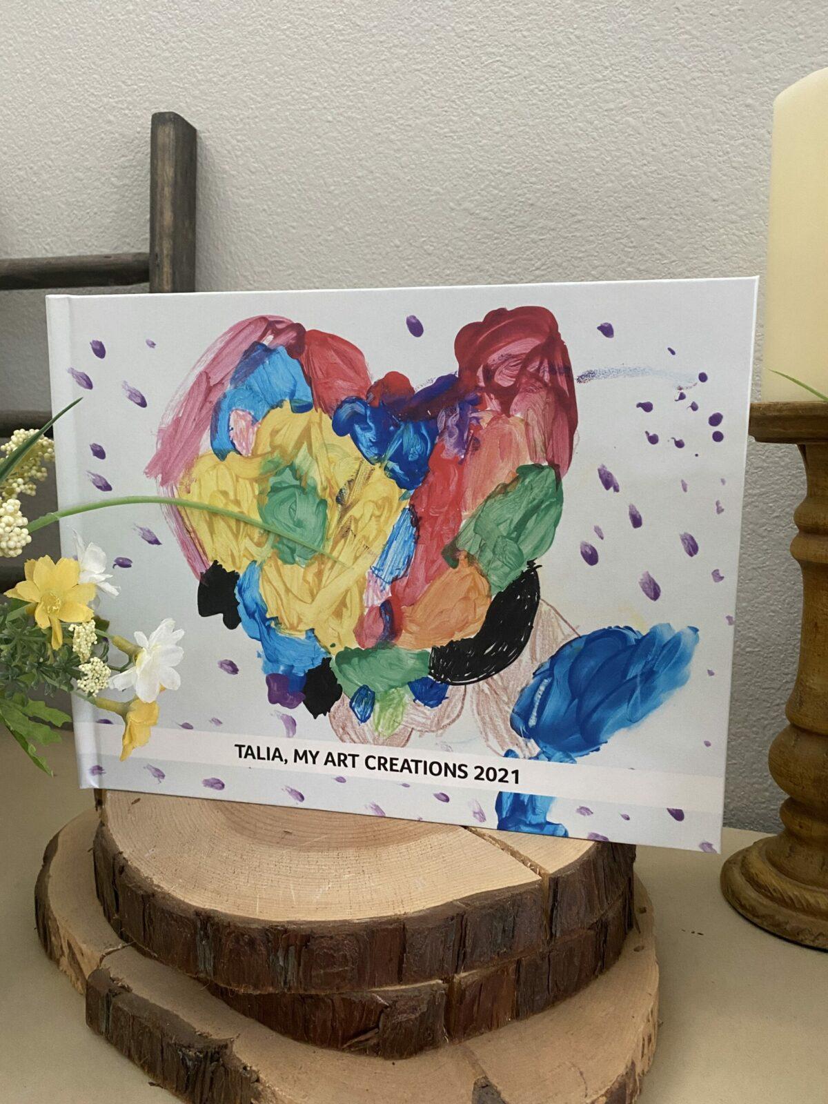 Thay đổi cách chúng tôi lưu trữ tác phẩm nghệ thuật dành cho trẻ em