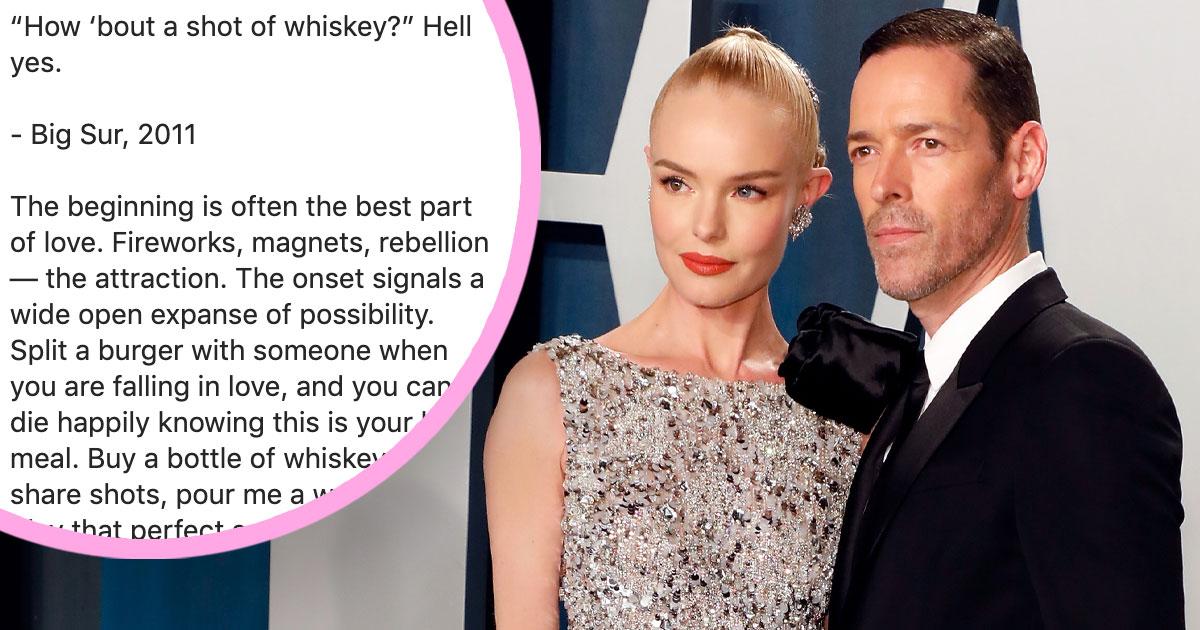 Kate Bosworth tuyên bố ly thân với chồng trong bài đăng đầy xúc động