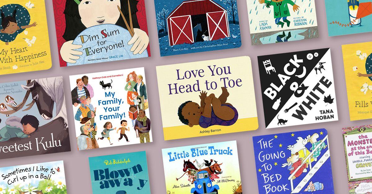 Sách hay nhất cho trẻ sơ sinh (Bao gồm một số viên ngọc ẩn)