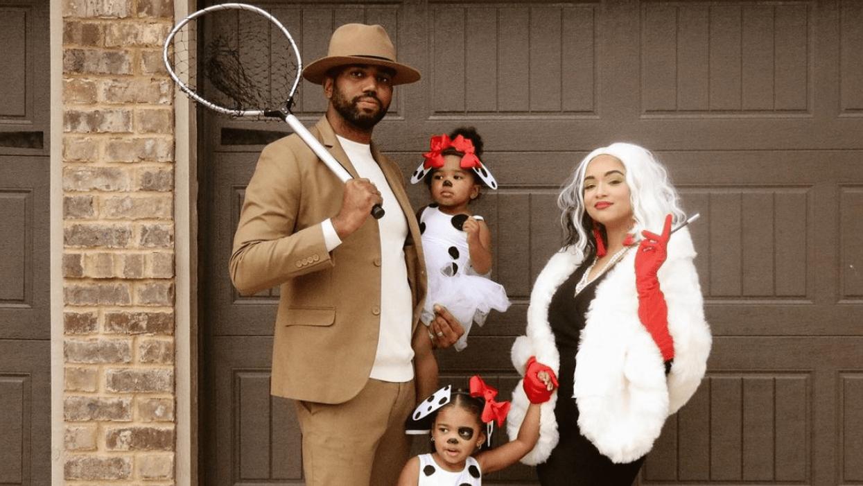 20 ý tưởng trang phục Halloween cho cả gia đình