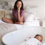 safe sleep space