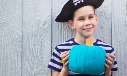 Cách Dự án Bí ngô Teal giúp * mọi * trẻ em đều thích Halloween