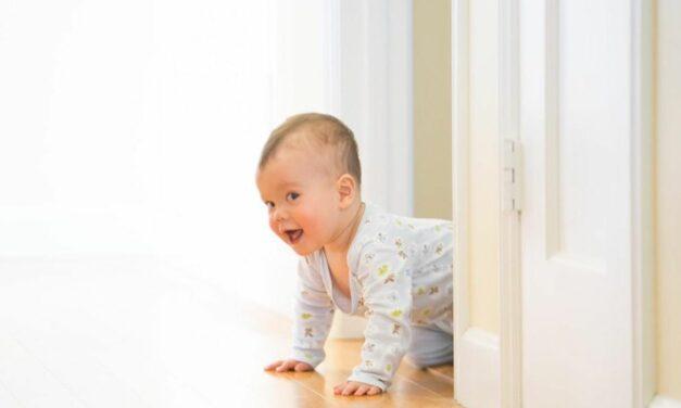 Các mốc phát triển của bé 8 tháng tuổi