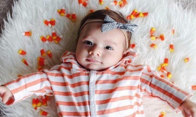 6 lý do khiến trẻ sơ sinh tháng 10 đặc biệt