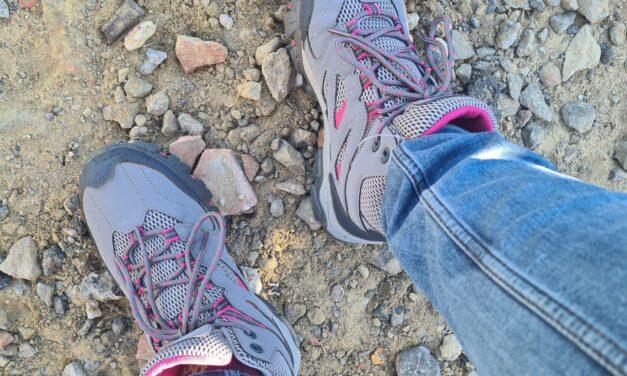 Bà đỡ và Cuộc sống – Đánh giá về Regatta Hiking Boots
