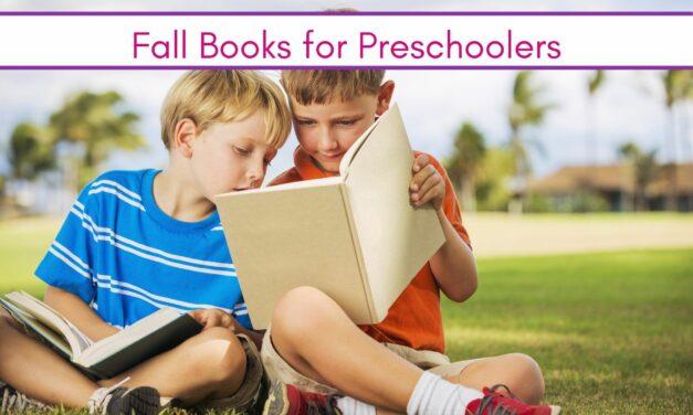 20 cuốn sách tuyệt vời về mùa thu dành cho trẻ mẫu giáo