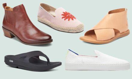 Loại giày nào tốt nhất cho thai kỳ?