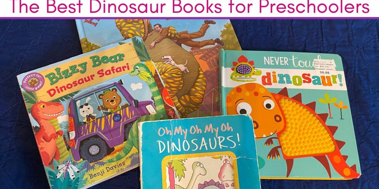 20+ cuốn sách về khủng long hay nhất dành cho lứa tuổi mầm non