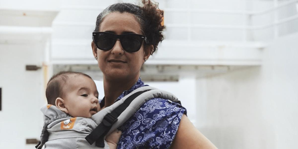 Tôi cảm thấy lạc lõng với tư cách là một người mẹ mới— sinh con đã giúp tôi tìm lại chính mình