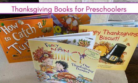 20 cuốn sách hoàn hảo về lễ tạ ơn dành cho trẻ mẫu giáo