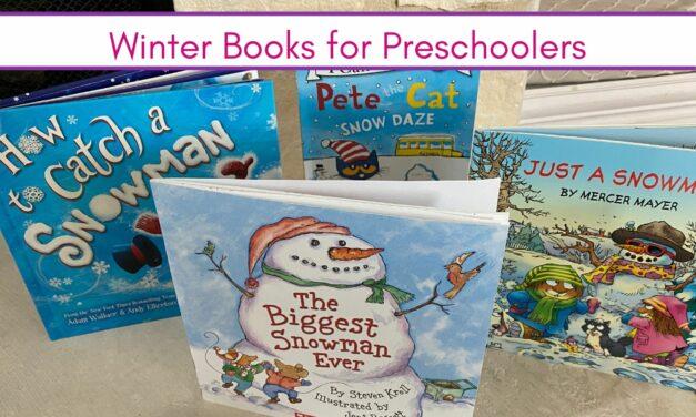 20 cuốn sách mùa đông hay nhất dành cho trẻ mẫu giáo